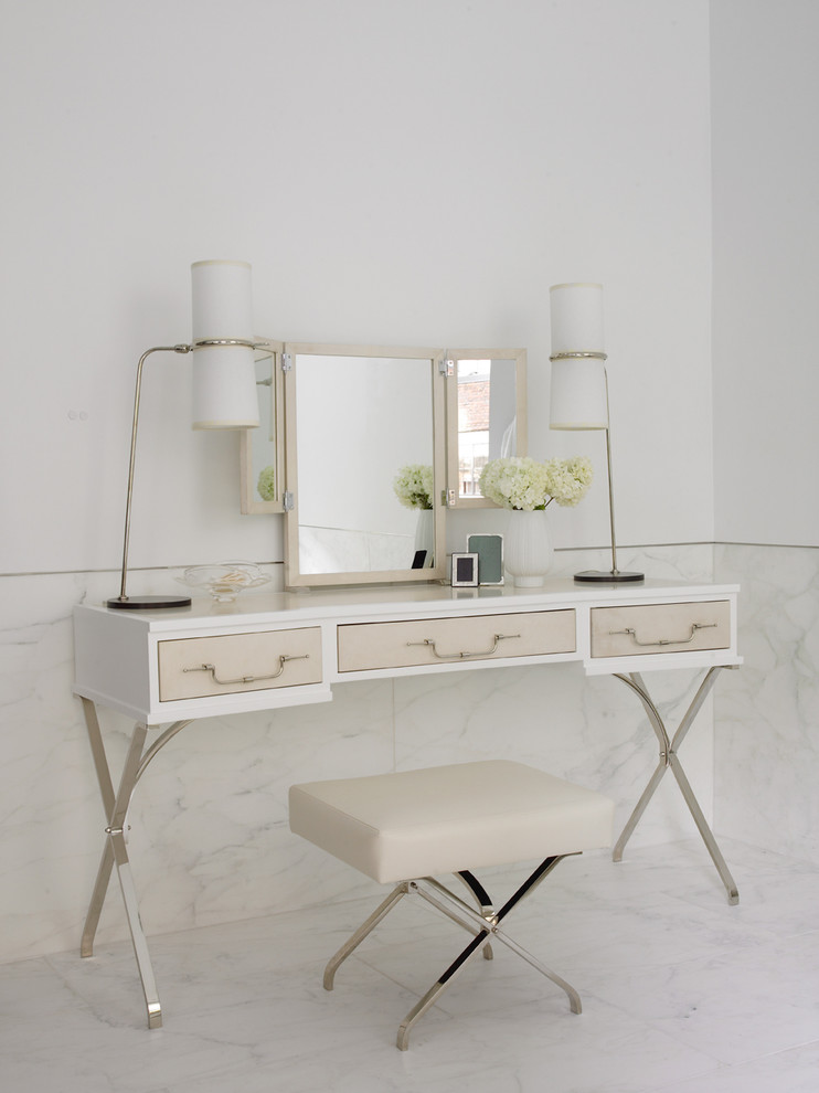 Vanity Dressing Table Home Office Contemporary with None