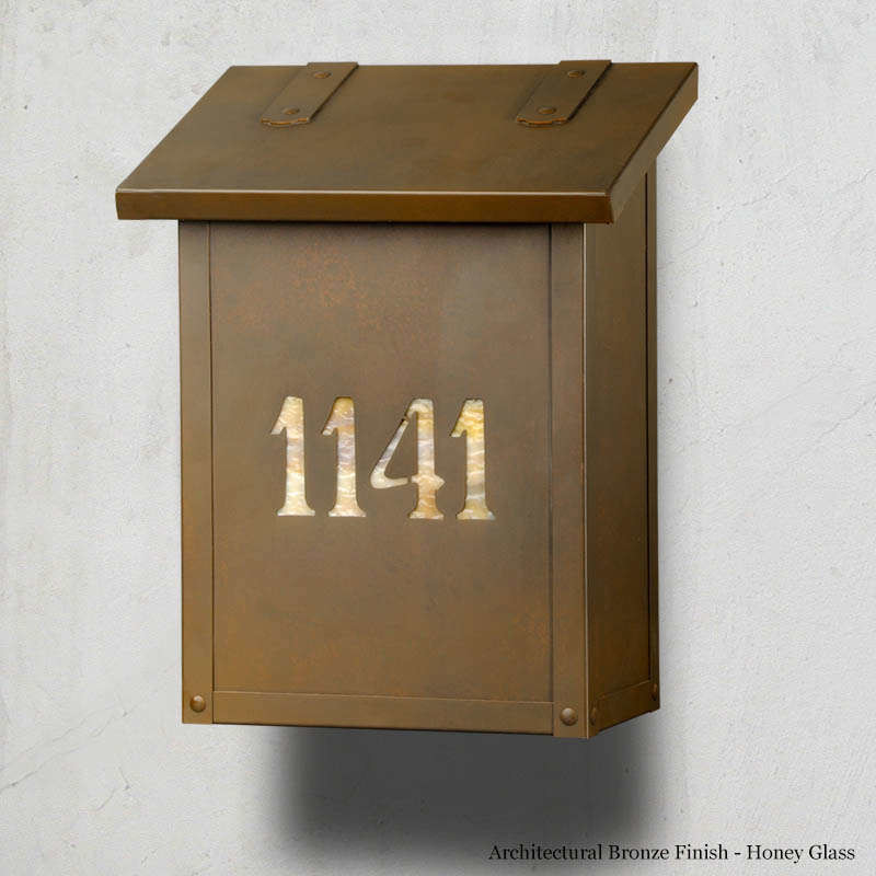 Wall Mounted Mailbox Spaces Contemporary with Americas Finest Mailboxes Custom Mailboxes Unique Mailboxes Wall Mount Mailboxes
