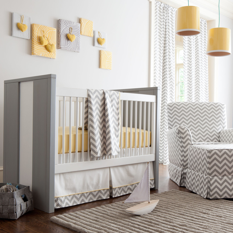White Crib Skirt Kids Contemporary with Baby Bedding Baby Nursery Bumperless Crib Bedding Chevron Crib Bedding
