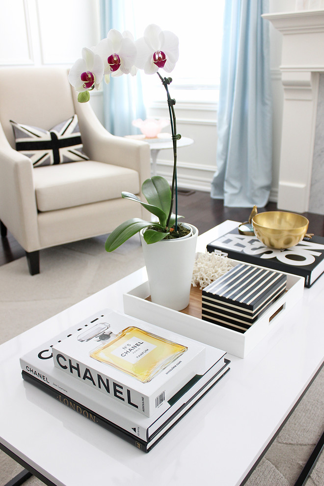 White Lacquer Coffee Table Living Room Contemporary with Black White Living Room Styling Box Frame Coffee Table Chanel Coffee Table