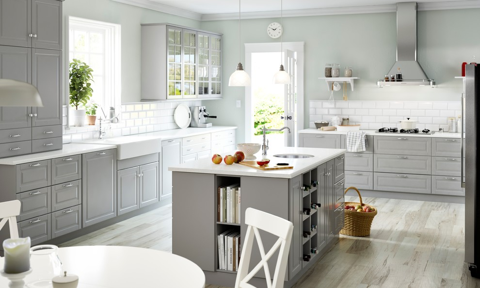 Window Toppers Kitchen Traditional with None