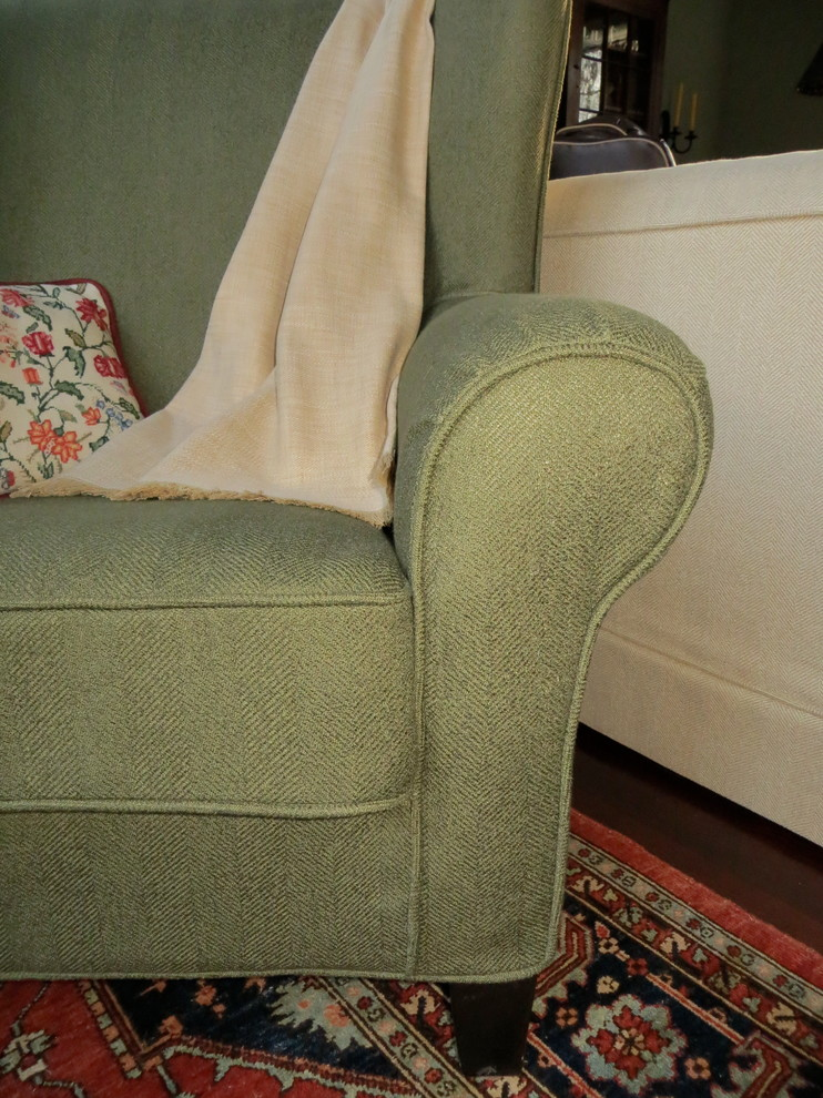Wing Chair Slipcover Spaces with Fitted Slipcover Slipcover Throw Wing Chair Slipcover