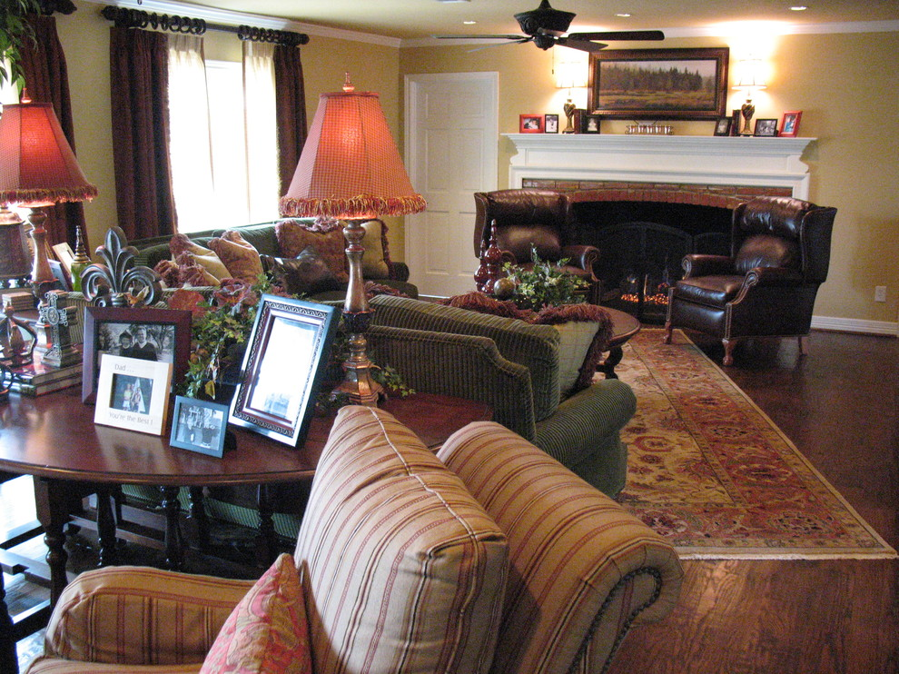 Wingback Recliner Living Room Traditional with Fireplace Living Room Traditional Two Seating Areas Wing Back Recliners