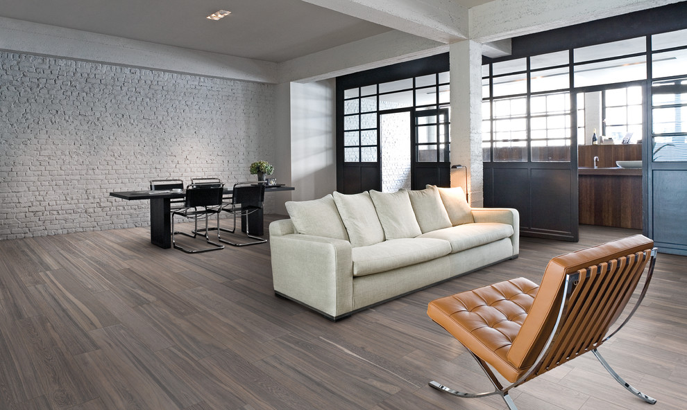 wood look porcelain tile Living Room Contemporary with choosing porcelain floor tile CONTEMPORARY TILE cross section wood tile eco-friendly floor