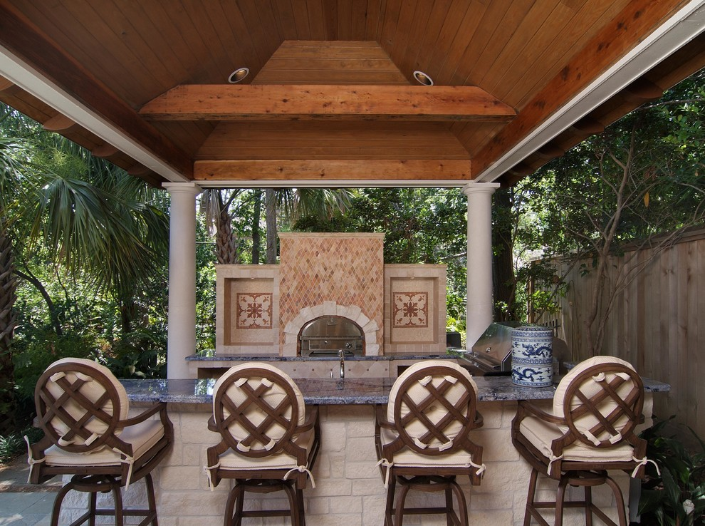 woodard patio furniture Patio with barstools blue and white blue bahia Kalamazoo Pizza Oven outdoor barstools outdoor