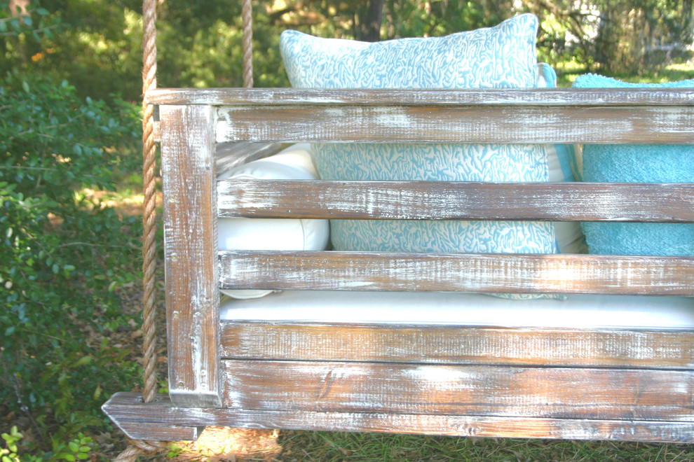 Wooden Porch Swings Porch Farmhouse with Bed Swing Day Bed That Swings Handcrafted Porch Swing Most Comfortable Porch1