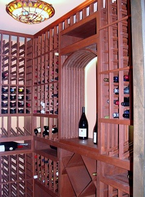 wooden wine rack Wine Cellar Traditional with custom wine racks custom wine racks orange county
