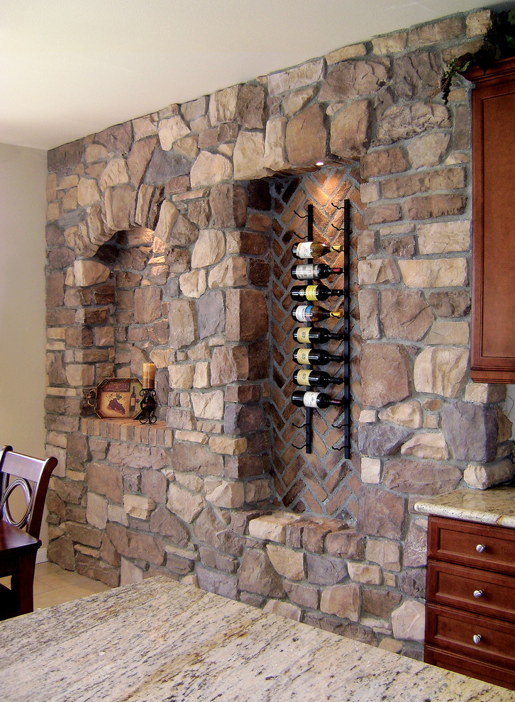 Wooden Wine Racks Wine Cellar Mediterranean with Architectural Stone Manufactured Stone Masonry Products Precast Stone Simulated Stone Stone Products
