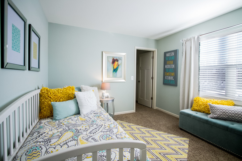 Yellow Chevron Rug Kids Contemporary with Aqua and Yellow Blue and Yellow Chevron Rug Kids Bathroom Kids Room