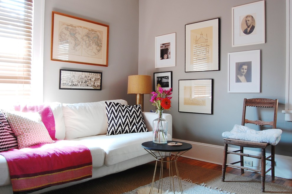 Couch Pillows Target Family Room Eclectic with Asheville Chalkpaint Chalkpaint Wall
