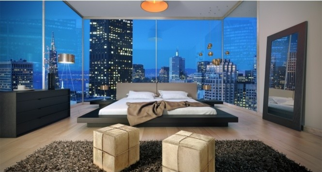 Customizable Pillow Cases Bedroom Contemporary with Contemporary Bed Modern Bed