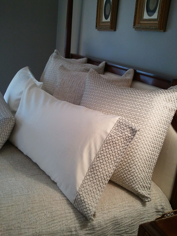 Customized Pillow Case Spaces Transitional with Categoryspacesstyletransitionallocationboston