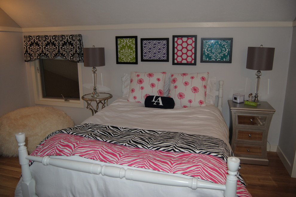 customized pillow with pictures Bedroom Eclectic with CategoryBedroomStyleEclecticLocationOther Metro