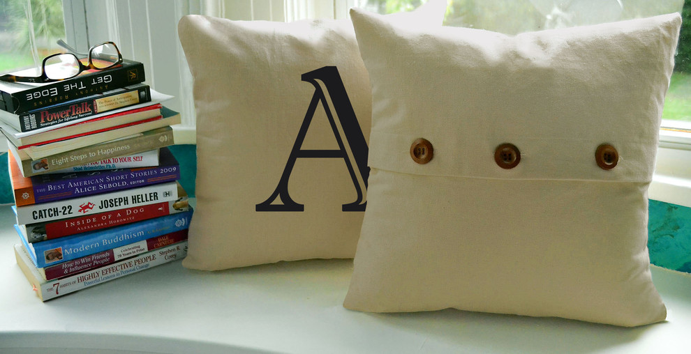 decorative throw pillow covers Family Room Modern with alphabet throw pillow capital