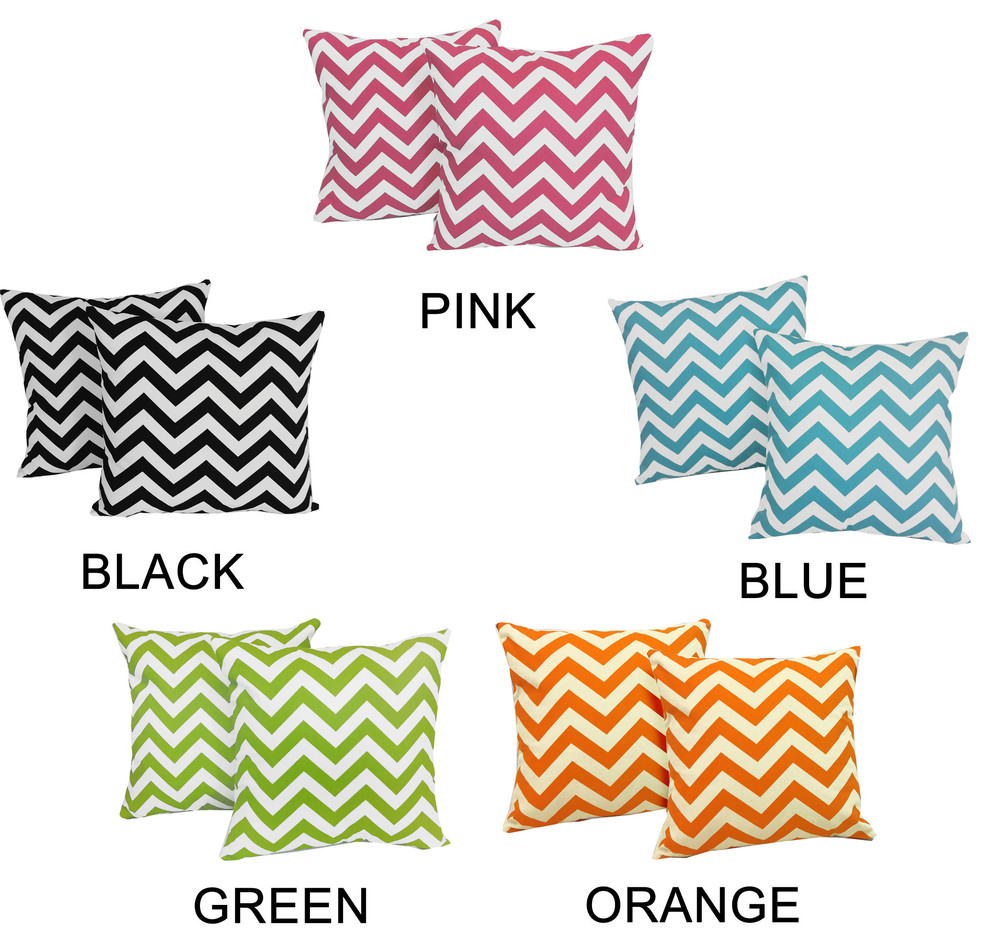 designer decorative throw pillows Family Room Modern with chevron design pillows chevron