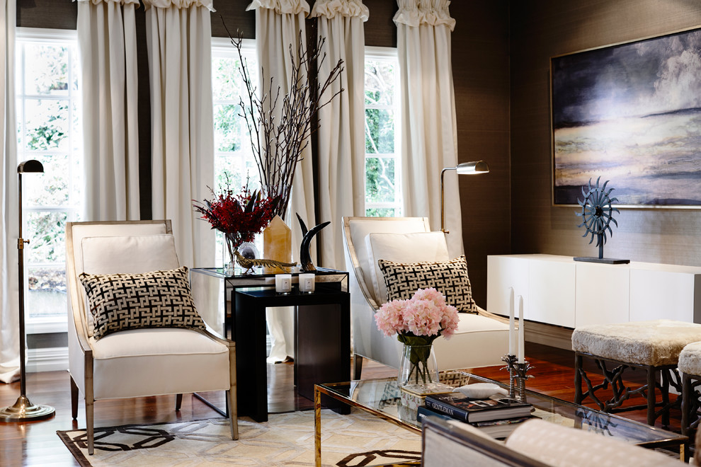 Geometric Throw Pillows Living Room Transitional with Beige Curtains Black And