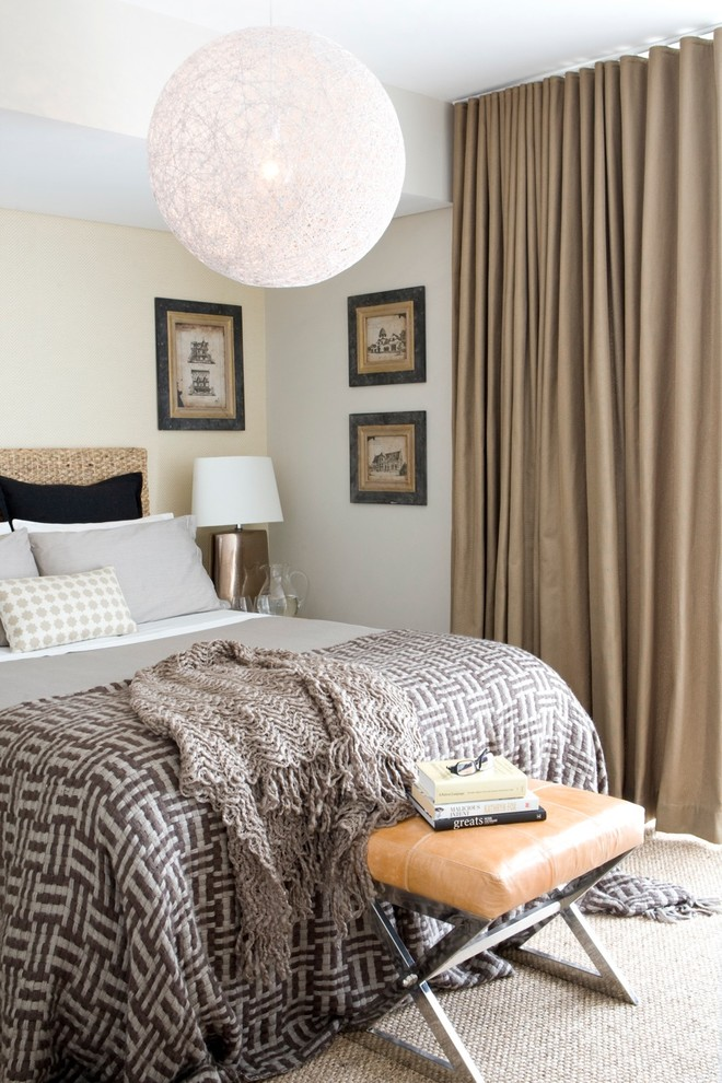 King Feather Pillows Bedroom Traditional with Bedside Table Carpet Decorative