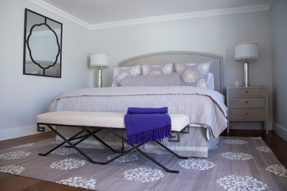 Lavender Throw Pillow Spaces with Iron Bench Lavender Bedroom