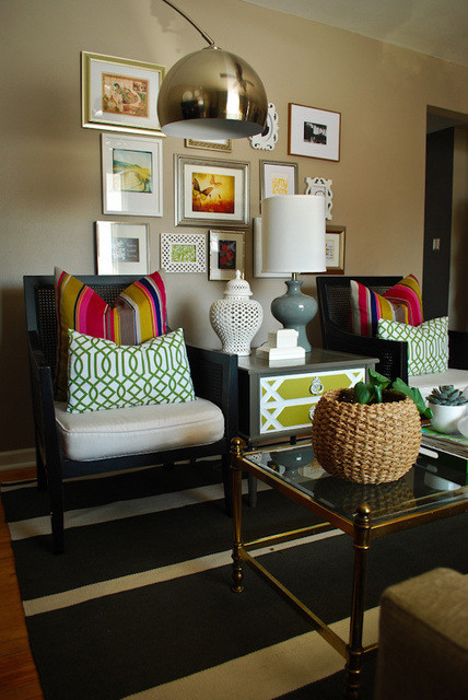 Oblong Throw Pillows Living Room Eclectic with Categoryliving Roomstyleeclecticlocationother Metro