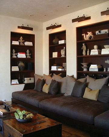 Personalised Pillows Living Room Traditional with Casual Coffee Table Contemporary