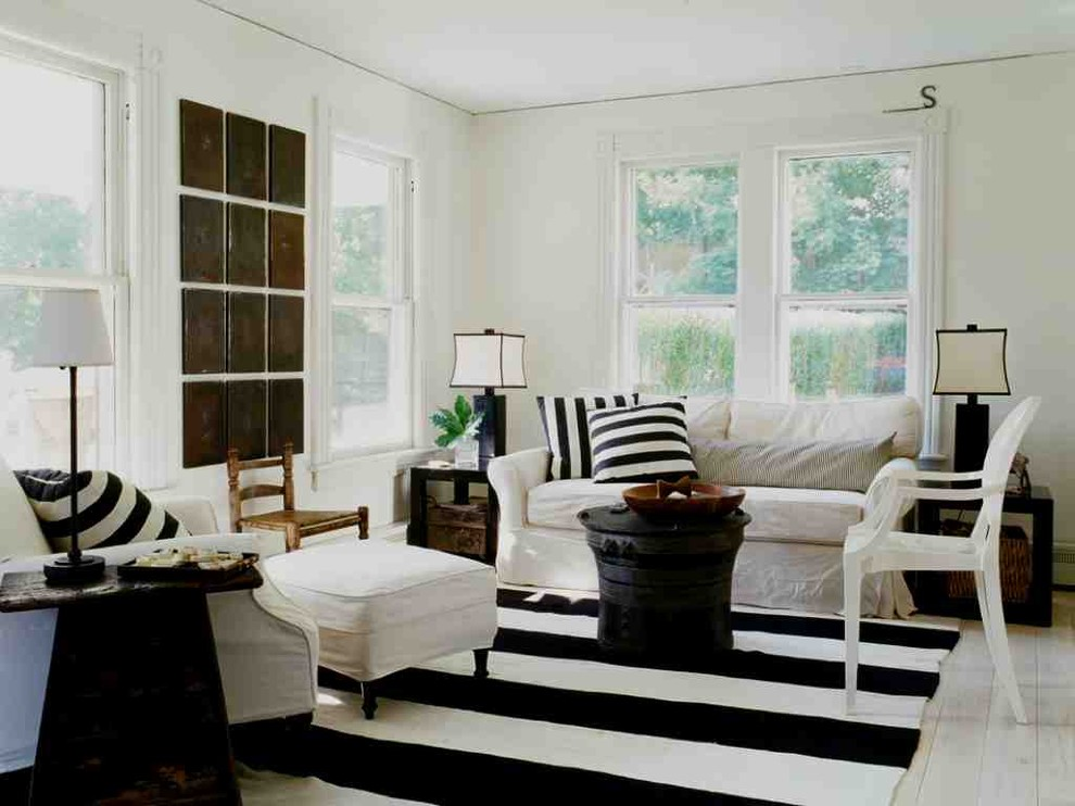 Plaid Decorative Pillows Living Room Shabby Chic with Area Rug Art Black