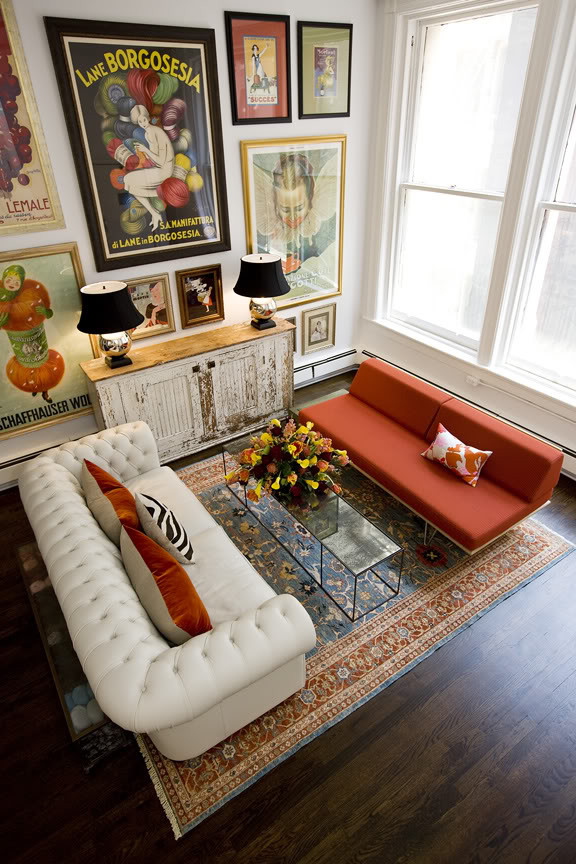Temper Pedic Pillows Living Room Eclectic with Categoryliving Roomstyleeclecticlocationnew York