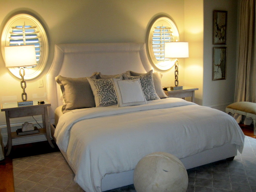 Tempurpedic Pillow Bedroom Eclectic with Plantation Shutters Shutters White