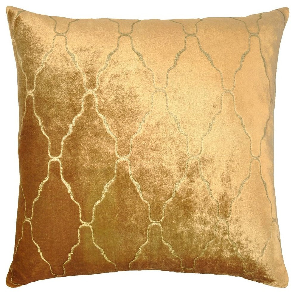 Velvet Decorative Pillows Spaces Modern with Decorative Pillows Hand Dyed4