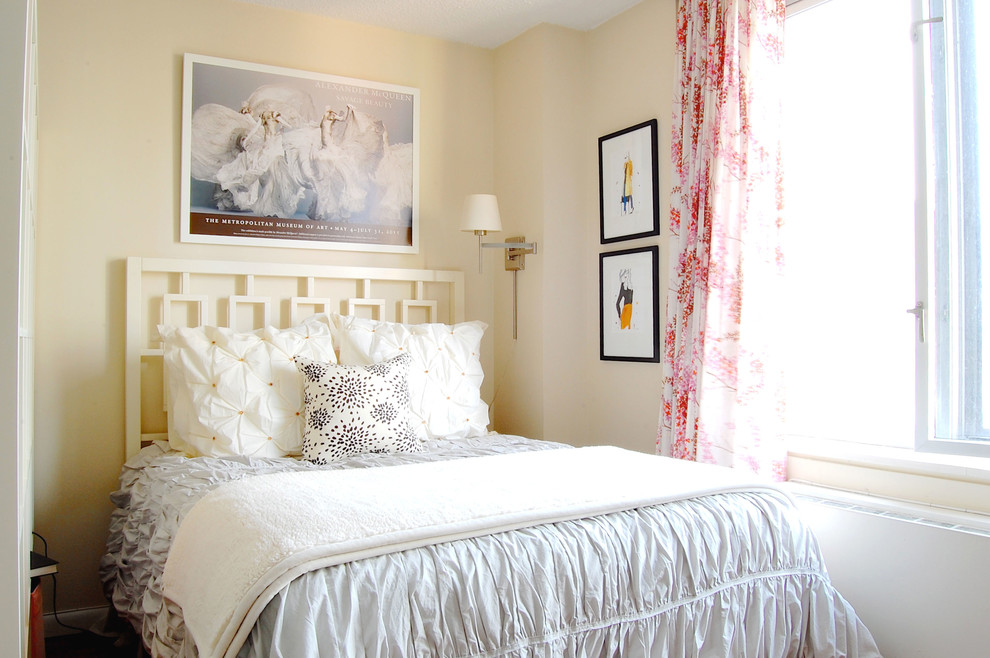 What is the Size of a Euro Pillow Bedroom Shabby Chic with Anthropologie Bedding Artwork Colorful