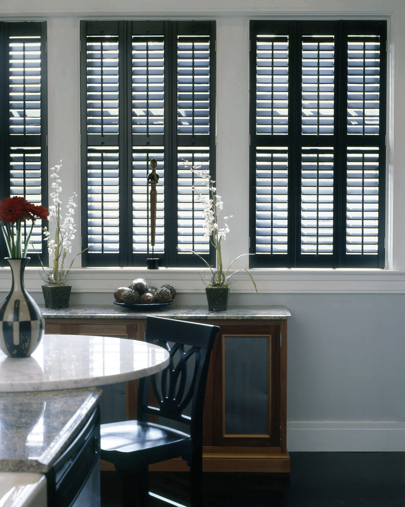 What is the Size of a Euro Pillow Kitchen Contemporary with Basswood Shutters Black Black