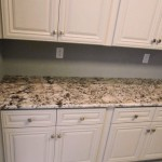 Bianco Antico Granite  Traditional Kitchen with Granite Countertop