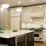 Bleeker Beige  Traditional Kitchen with Eat in Kitchen