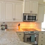 Colonial Cream Granite  Traditional Kitchen with Traditional