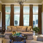 Cornice Boards  Mediterranean Living Room with European