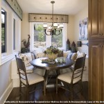 Cornice Boards  Traditional Kitchen with Artwork