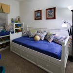 Daybeds with Trundle  Contemporary Kids with Under Bed Storage