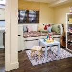 Daybeds with Trundle  Eclectic Kids with Playroom