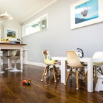 Eames Chair Replica  Transitional Kids with Play Table