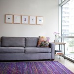 Feizy Rugs  Contemporary Family Room with Colorful