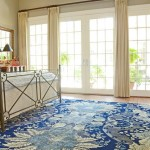 Feizy Rugs  Traditional Bedroom with Blue