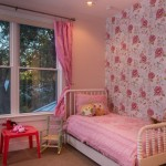 Jenny Lind Bed  Eclectic Kids with Window Treatments