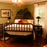Jenny Lind Bed  Tropical Bedroom with Tropical