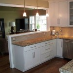 Kraftmaid Cabinets  Contemporary Kitchen with Remodel