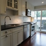 Kraftmaid Cabinets  Traditional Kitchen with White Cabinet