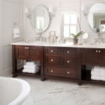 Lowes Bathroom Vanities  Traditional Bathroom with Double Vanity