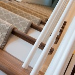 Masland Carpet  Traditional Staircase with Traditional