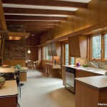 Mid Century Modern  Midcentury Kitchen with Plywood