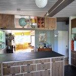 Mid Century Modern  Modern Kitchen with Cross Ventilation