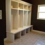 Mudroom Lockers  Traditional Entry with Mudroom