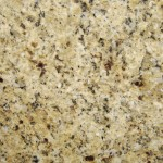 New Venetian Gold Granite  Traditional Kitchen with New Venetian Gold